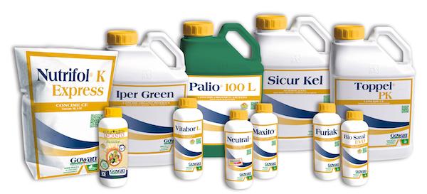 Nutrizione prodotti Sariaf